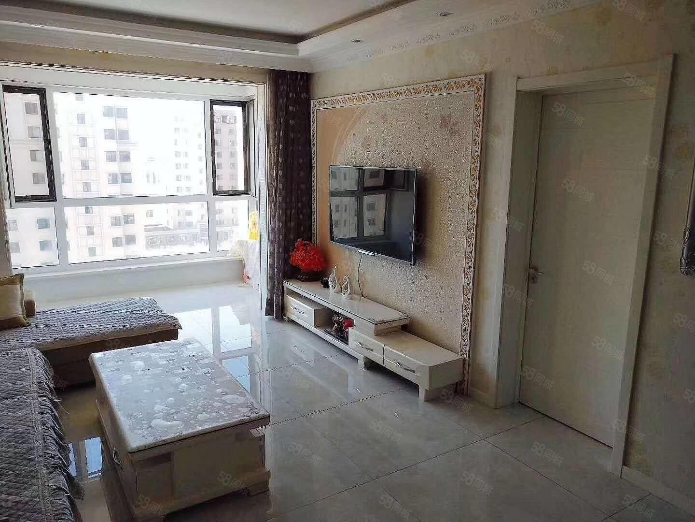 文成银河湾10楼,90平两室两厅,视野开阔格局合理,房本过二