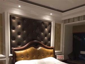 鑫悦湾豪装三室带车位!!南北通透皇金楼层房东急售!