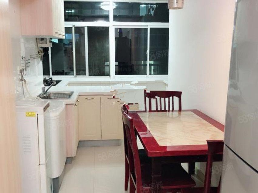 东二里精装2室家具家电全包取暖整洁干净