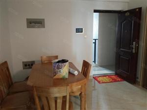 鸿源海景城两房出租1500,家电齐全,拎包入住