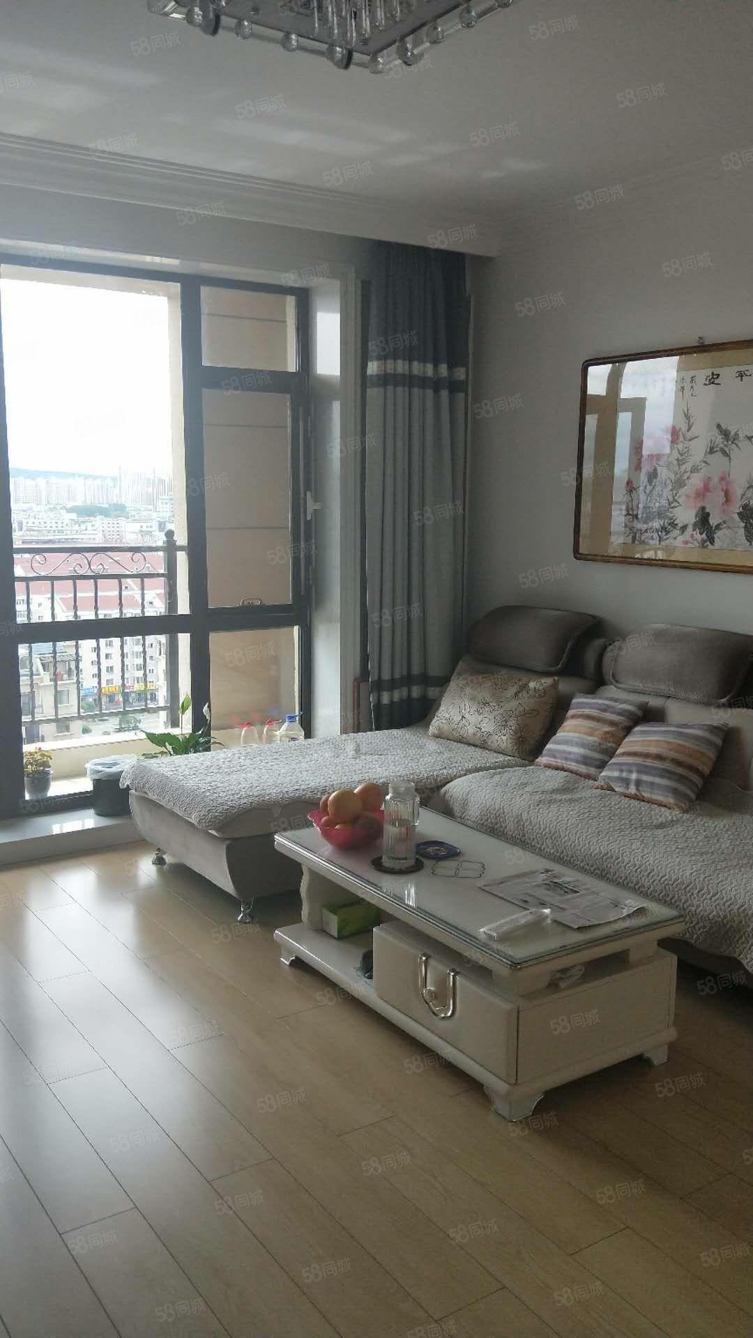 山语城一期10楼102.41平米精装修62万南北两室