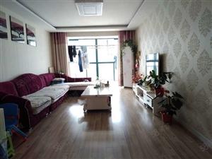 新城区中房花苑小区精装2居室南北通透户型小区中心位置