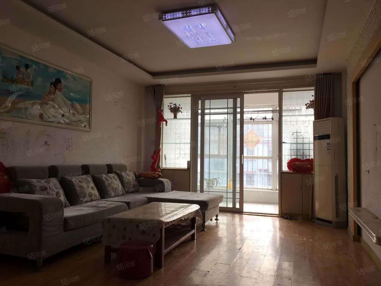 东华花园三室出租,南北通透拎包入住,出行便利,开发区中心