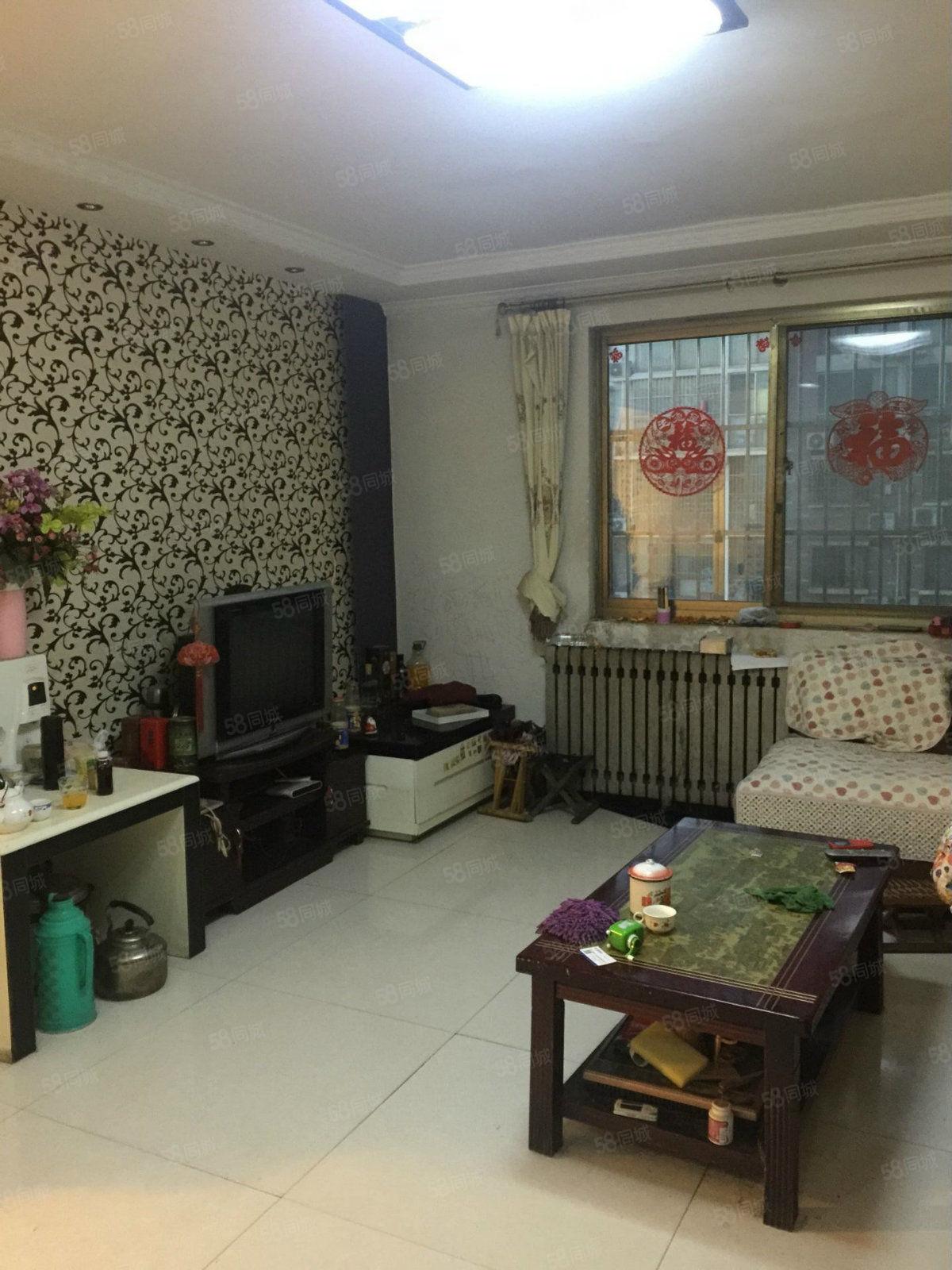 农业大学清真寺小区两室精装拎包入住全套家具家电
