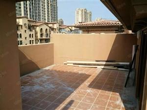 龙湖锦艺城9层电梯复式洋房整租6室带露台车位