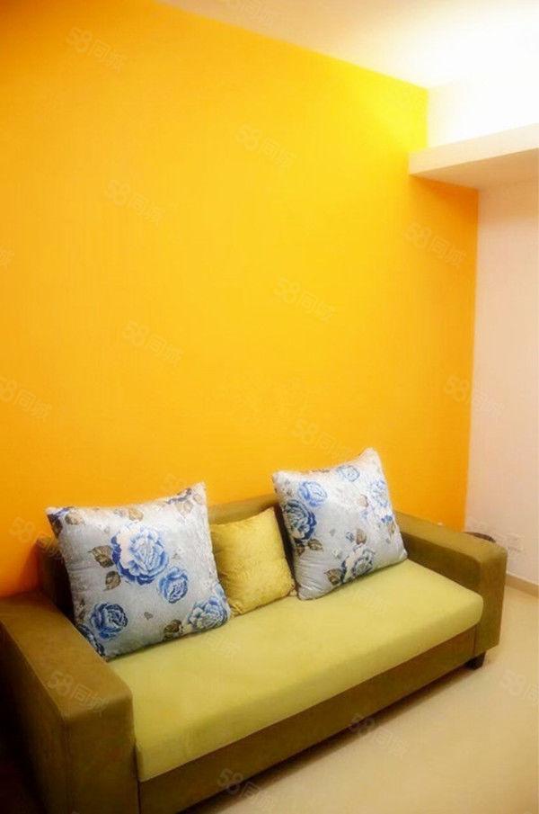 美伦阳光园、精装独立单身公寓、设备齐全、拎包入住社区环境好