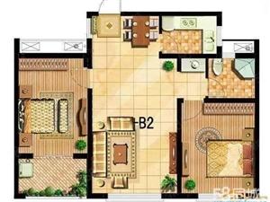 翰林华府城东双学区房、三室朝阳、黄金位置、黄金楼层