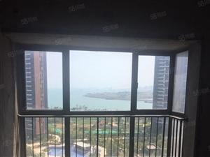 海岸单身公寓毛坯出租高层看海