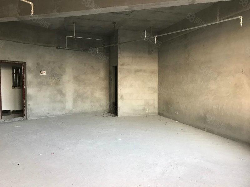 潜水河畔2室2厅毛坯可改名按揭地段优越