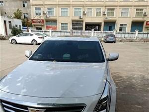 急出售2017款凯迪拉克CT6!3千公里上牌5个月新车