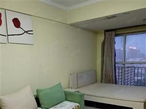 置城国际公寓精装修、干净,拎包入住,随时看房