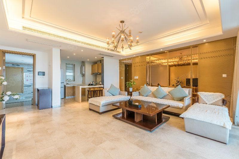 半岛六期 未来水世界 2室1厅2卫漂亮温馨的好房间啊
