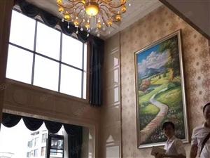 莲东凤凰城醉便宜的一套楼中楼送3个露台2个杂首付只要50万