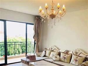 海甸岛金茂滨江温泉花园三房二厅纯板楼南北通透素质住户