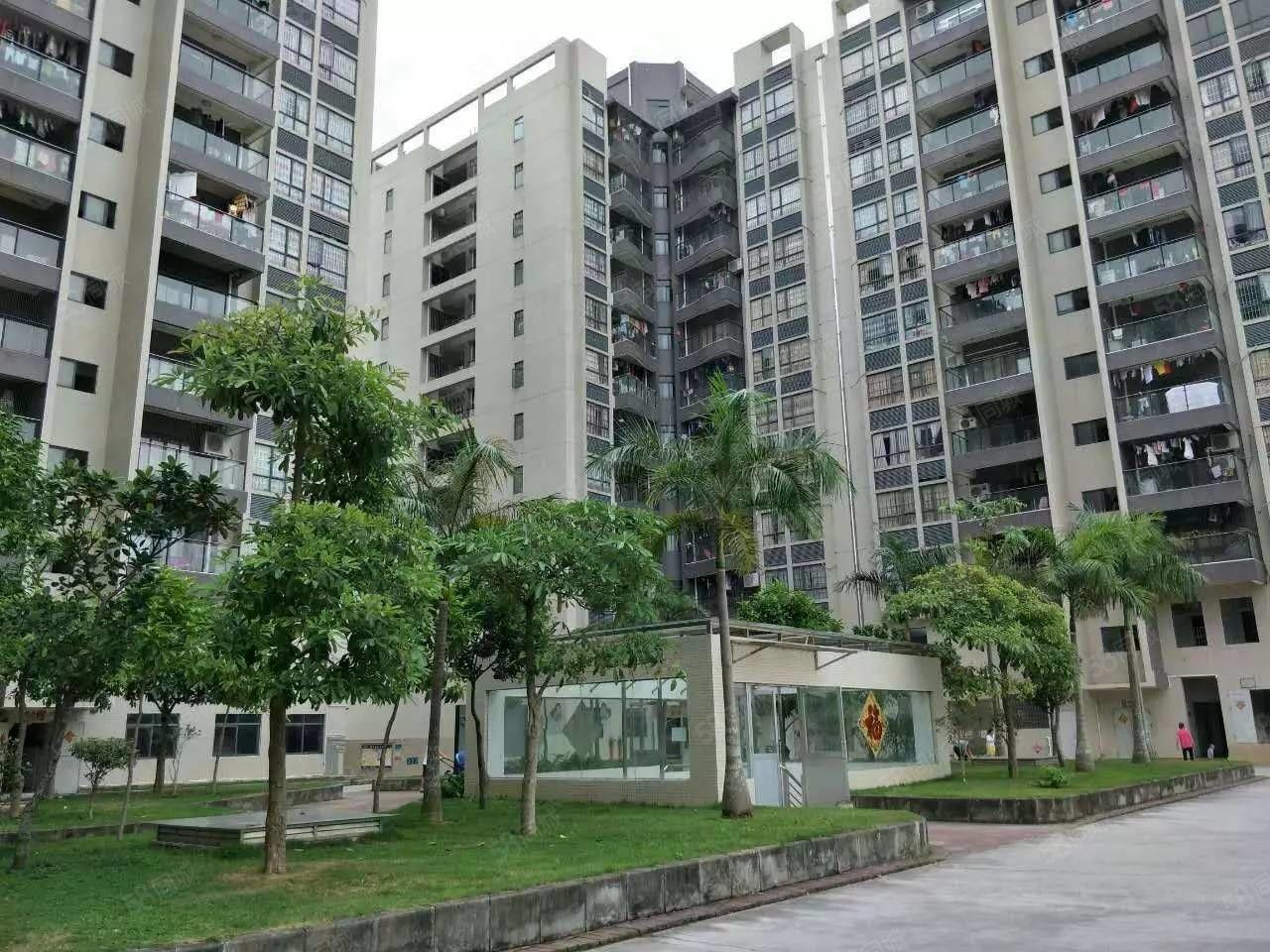 盛丰园、电梯高层、二房、装修新净、拎包入住、仅需28万