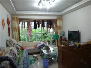 翡翠苑中间楼层3室2厅2卫107平米精装修家具电器齐全