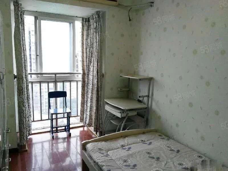 南岸西区爱尔楠岸精装两房家具家电齐全拎包入住视野好
