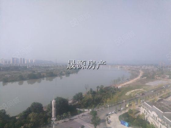 急售河东保利江语城真跃层全江景送两个车位可按揭急售