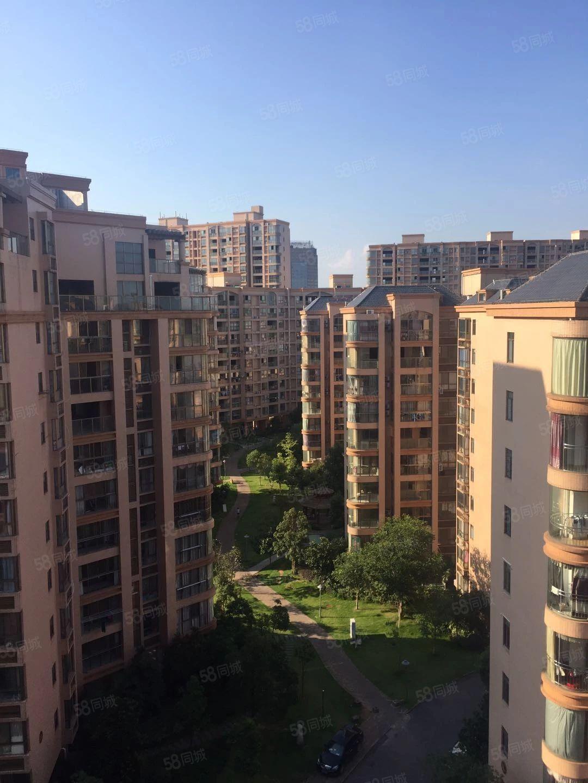 湖东新区新装豪宅顶楼复式买两层供一层惊喜来袭