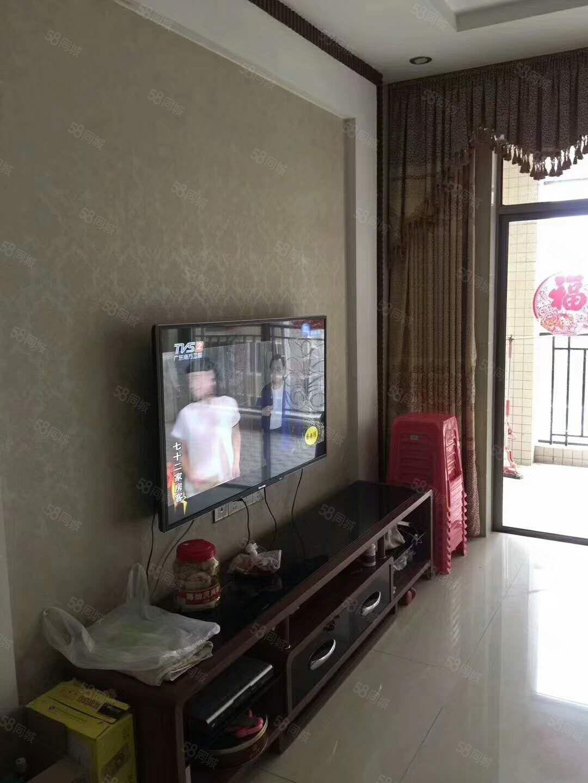 京源上景电梯3房家私家电齐全拎包可即入住2400元
