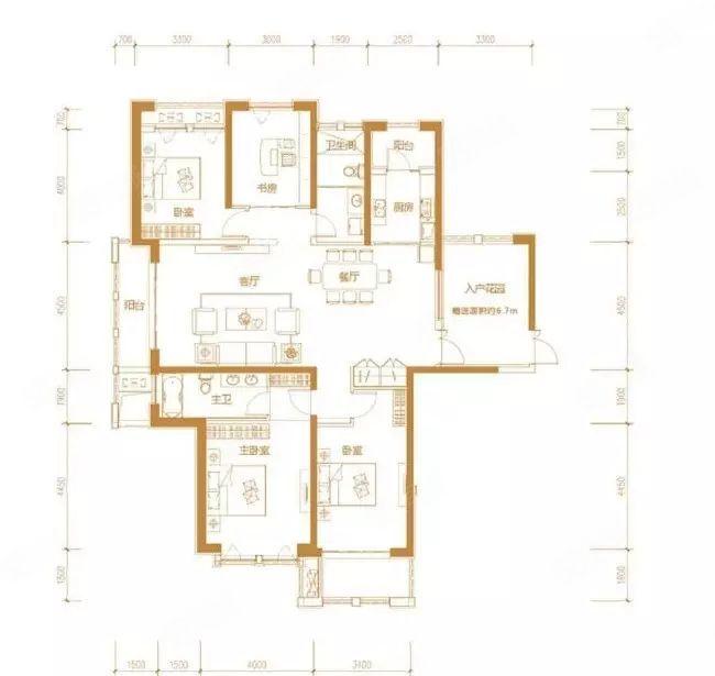 海马三期,环境优美,大平层豪华舒适,现房诚心出售