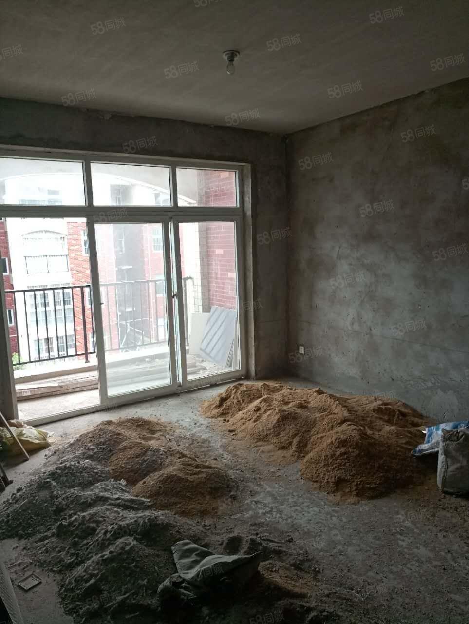 升禾宽世界,喷血急售,两室两厅,送一个大阳台和入住花园