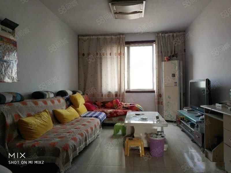 王城大道王城之珠旁阳光家园通透两室拎包入住采光优秀