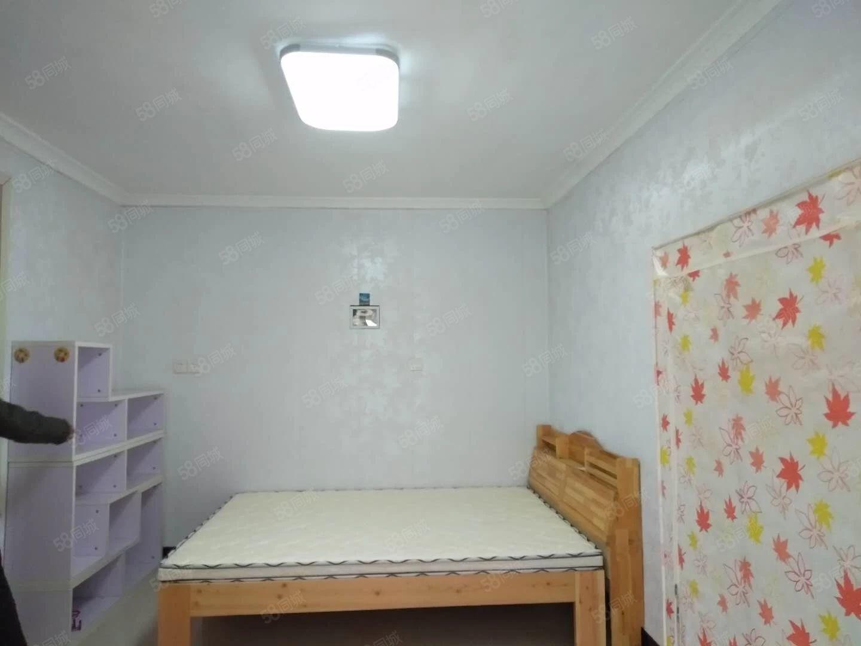 出租公务员C区一室一厅一卫免物业费,可实地看房