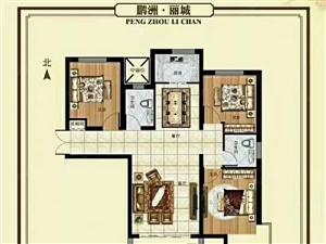 鹏洲郦城现有一批特价房源低首付