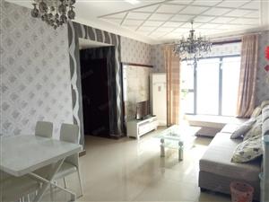 cbd附近永威翡翠城两室两厅家具家电全齐精装修干净