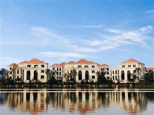 熙龙湾豪华湖景别墅花园面积220您值得拥有