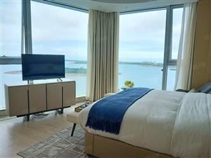 海水浴场景区内,一线海景,世茂悦海,精装修送软装,新房省钱