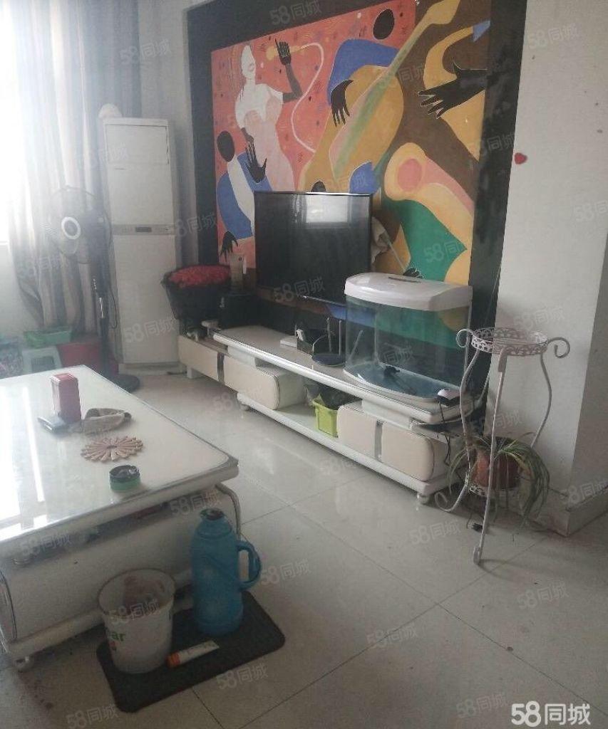二化宿舍80平温馨2居室家具配套齐全每月900元