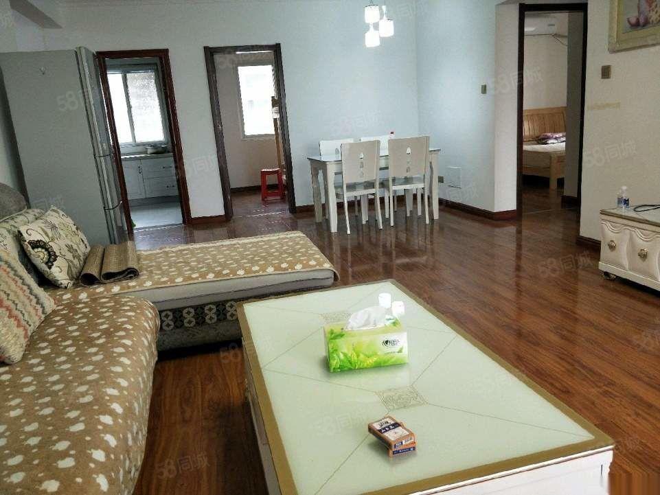 乐育南路华城国际婚房豪华装修拎包入住三室房子出租