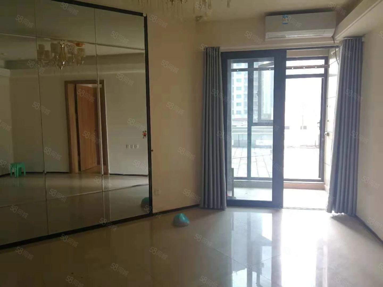 恒大名都68平精装修公寓一室一厅拎包入住首次出租