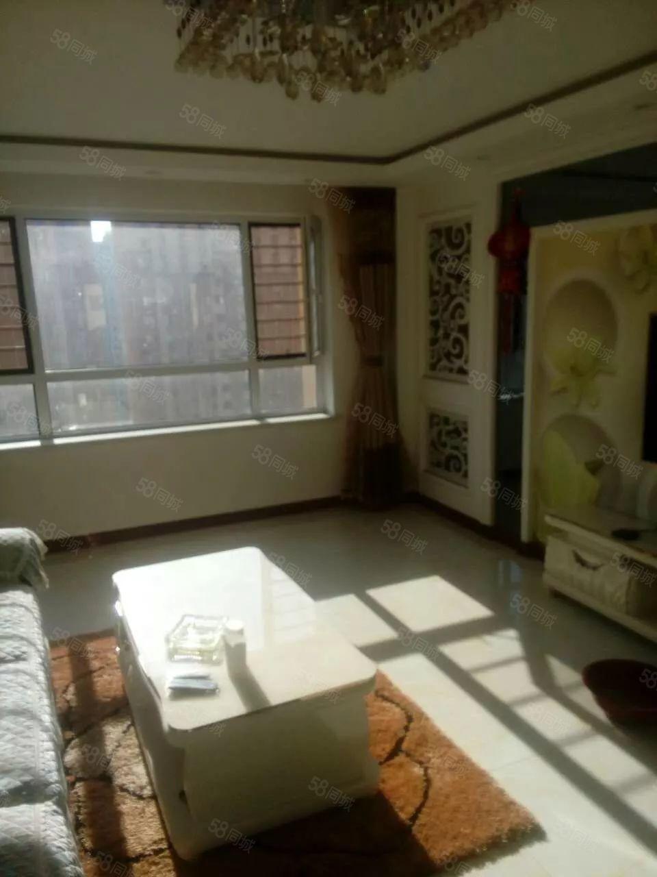 红树林精装2室封闭小区环境优雅包取暖物业电梯