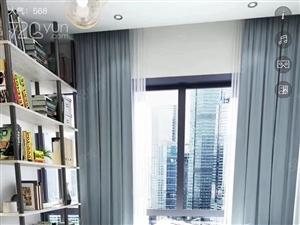 城中央旁拎包入住精装公寓,包家具家电总价20万出头