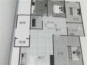 郑汴路东明路毛坯3房首付只要6万元现房直接入住