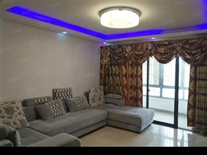 观澜天下豪华装修拎包即住家电家具齐全三室两厅
