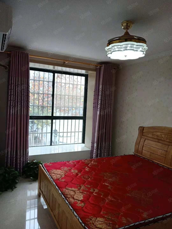 富雅小区精装2室2厅全套家具家电靠近石油小区富民
