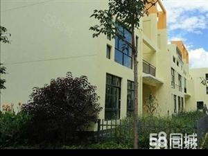 锦秀兰苑端头别墅,带露台和大花园