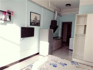 东风南路精装一室可短租干净舒适能拎包入住