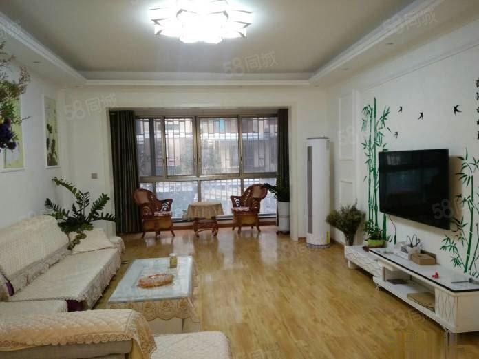 中海苑2700元3室2厅2卫豪华装修,环境幽静,居住
