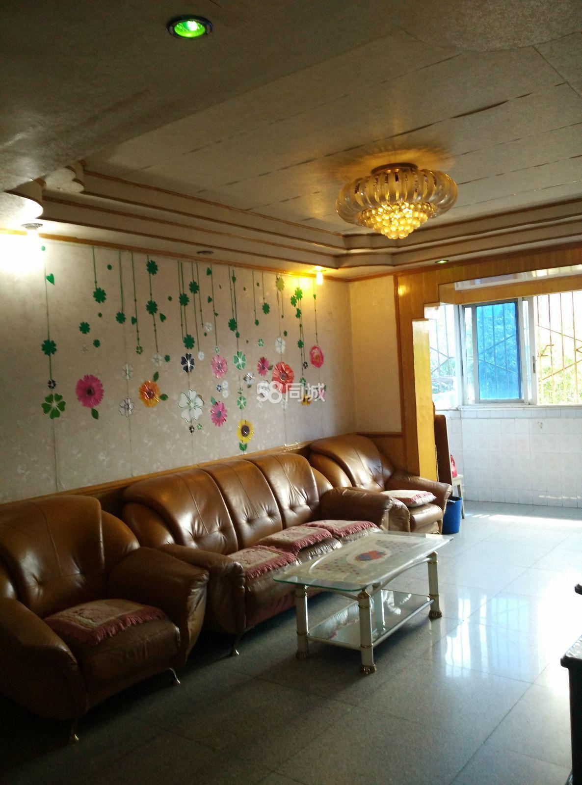 文化小区3室2厅1卫