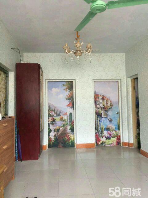 车站路某家属楼2室1厅1卫80平米送15平米地下室