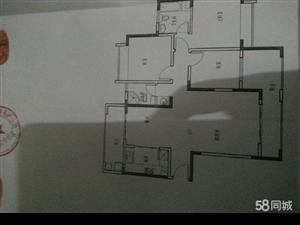 金沙网站县凯莱财富中心学区房端头房3室2厅2卫