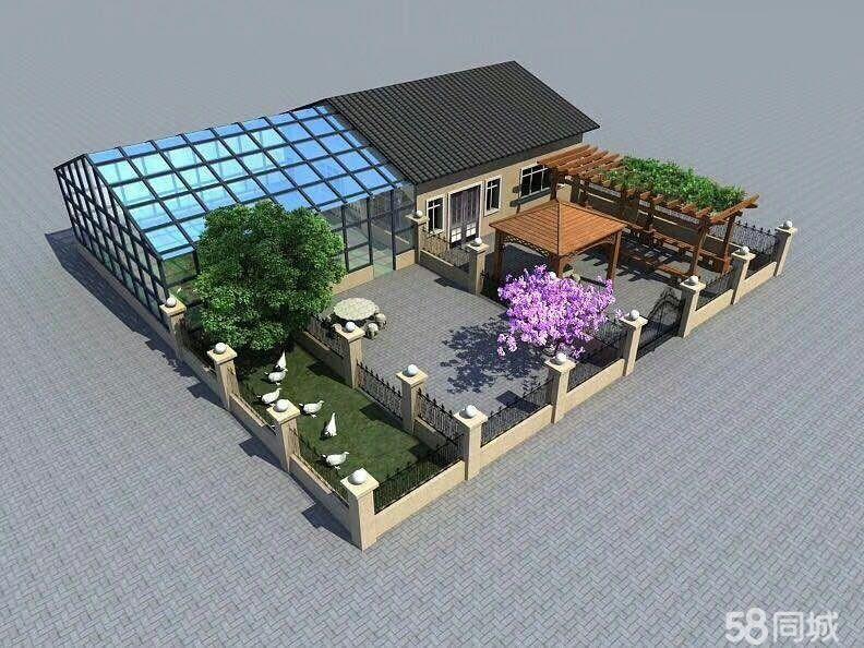 洛阳首发美别墅庄园性价比高的农家小院3室2厅1卫