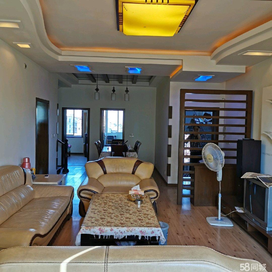 沱江花园四室两厅160平米精装出售