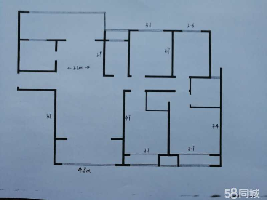 新房濮北新区4室2厅2卫