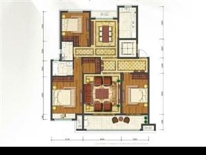 怡景花园3室2厅2卫